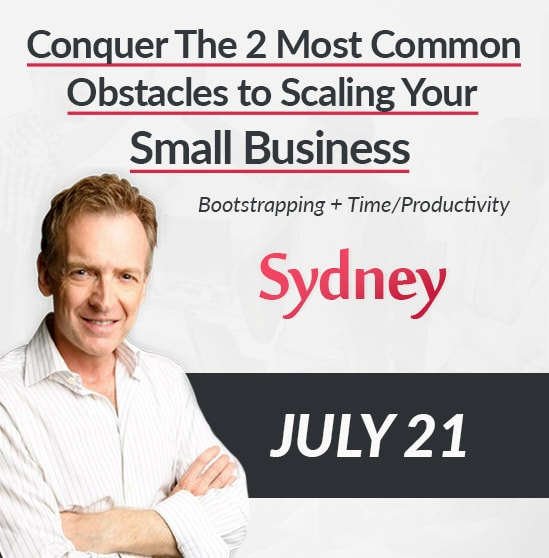 Conquer The 2 Most Common Obstacles To Scaling Your Small Business - July 21 Cover