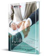10 Sales Secrets to Skyrocket your conversions ebook