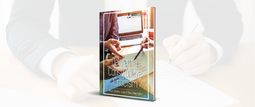 Delivering Constructiive Criticism ebook