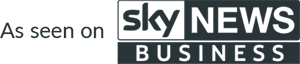 Sky news business small logo